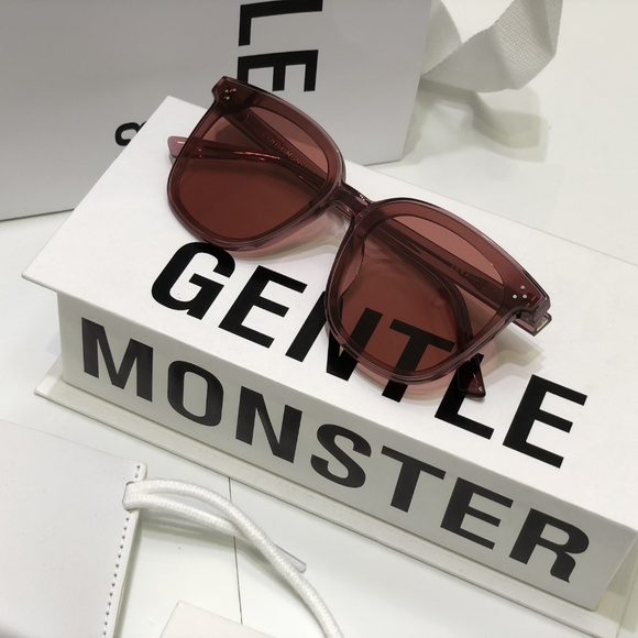 9ac32c20b Gentle Monster Other | Jack Bye Sunglasses In Red | Poshmark